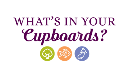 What's In Your Cupboards?